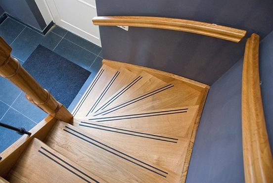 houten trap laten maken